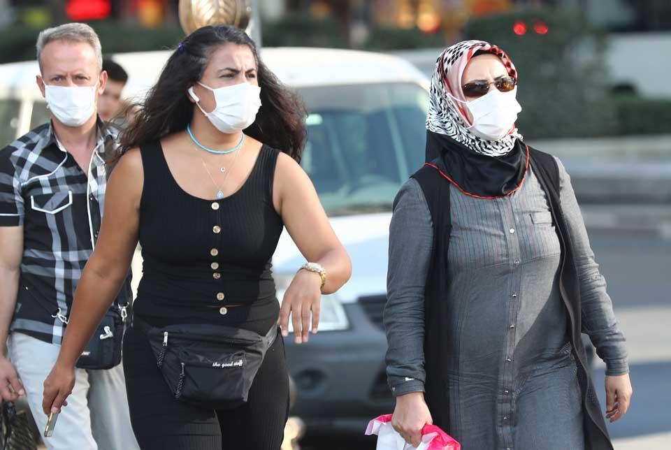 თურქეთში ბოლო 24 საათში კორონავირუსის 1 721 ახალი შემთხვევა გამოვლინდა, გამოჯანმრთელდა 1 241 ინფიცირებული, 74 კი გარდაიცვალა