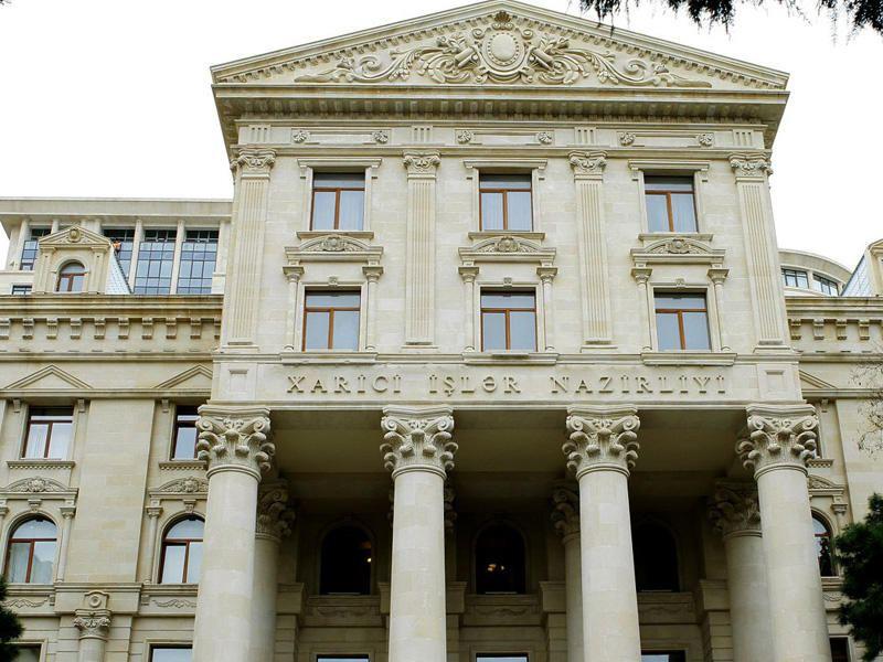 Հայաստանը պատրաստվում է նոր ագրեսիայի. Ադրբեջանի արտաքին գործերի նախարարություն