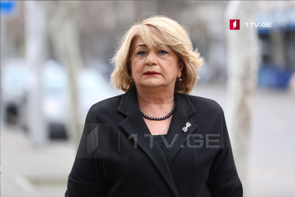 Marina Endeladze says, measures may be tightened in Tbilisi