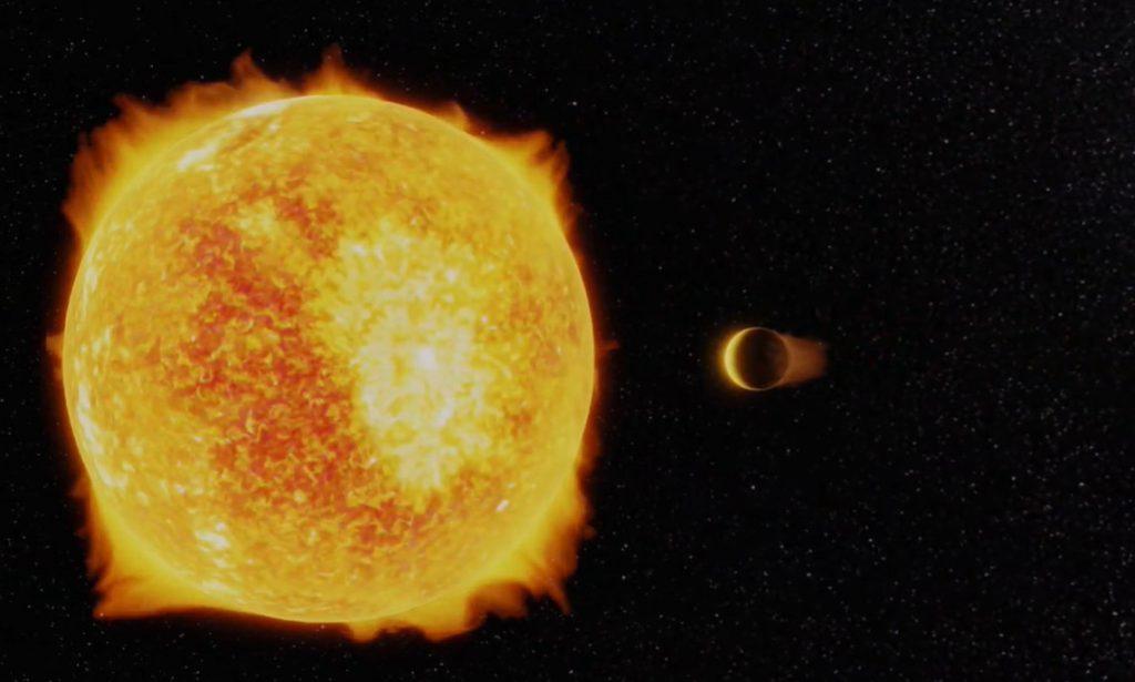 """პირველად ისტორიაში, მზის მსგავს ვარსკვლავთან """"ულტრაცხელი ნეპტუნის"""" ტიპის პლანეტა აღმოაჩინეს — #1tvმეცნიერება"""