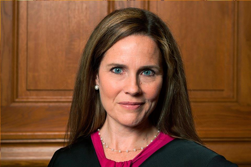 დონალდ ტრამპმა უზენაესი სასამართლოს მოსამართლის თანამდებობაზე ემი კონი ბარეტი წარადგინა
