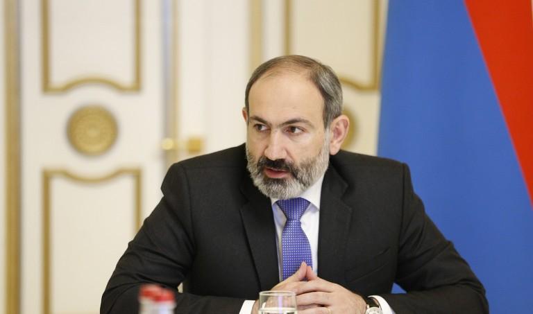 Правительство Армении объявило военное положение
