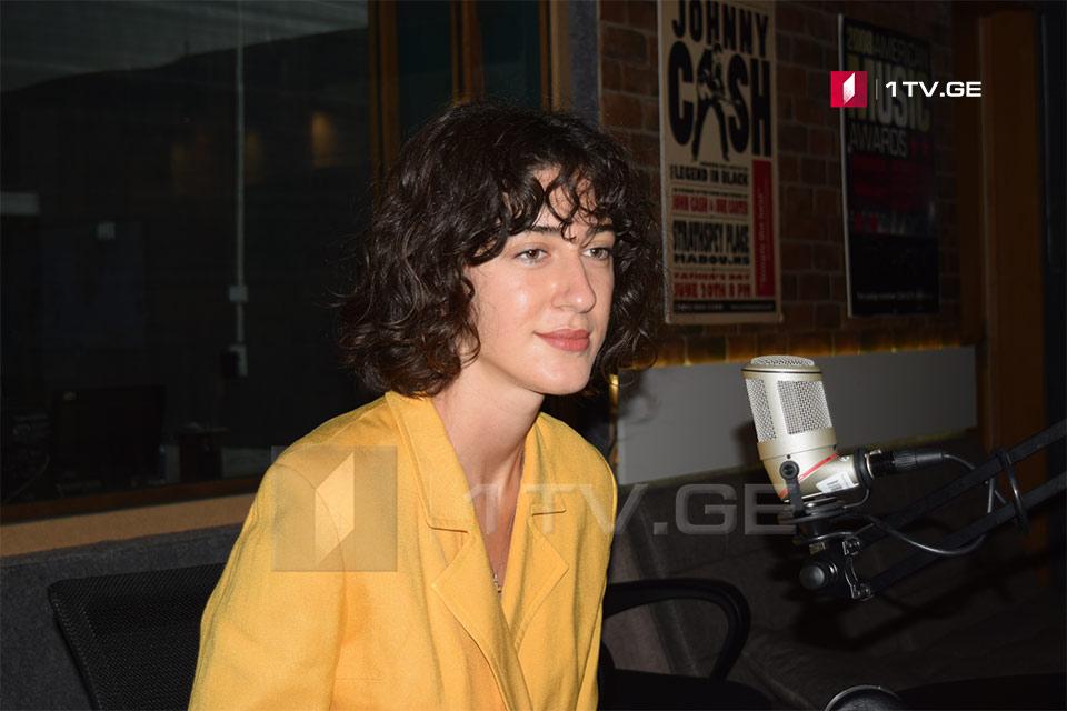 პიკის საათი - ქეთი ქართველიშვილი - სექსტეტის ერთადერთი ქალბატონი