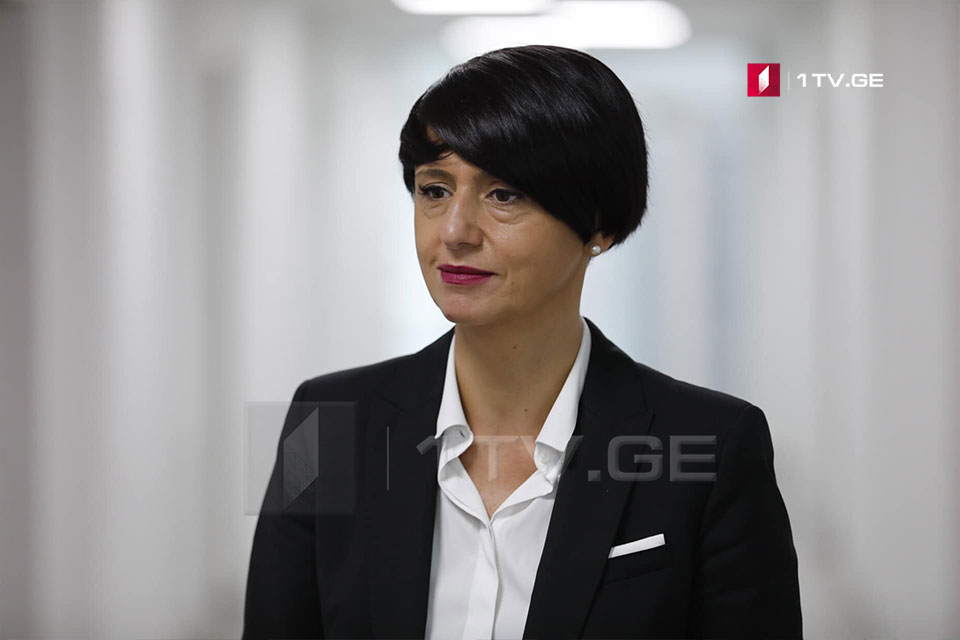 Tinatin Berdzenishvili: We touched upon media standards at the meeting with UK Ambassador. Britain knows best the essence of Public Broadcaster as it is distributor of BBC standards all over the world