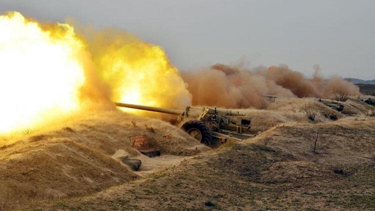 New flare up of violence breaks out between Azerbaijan and Armenia