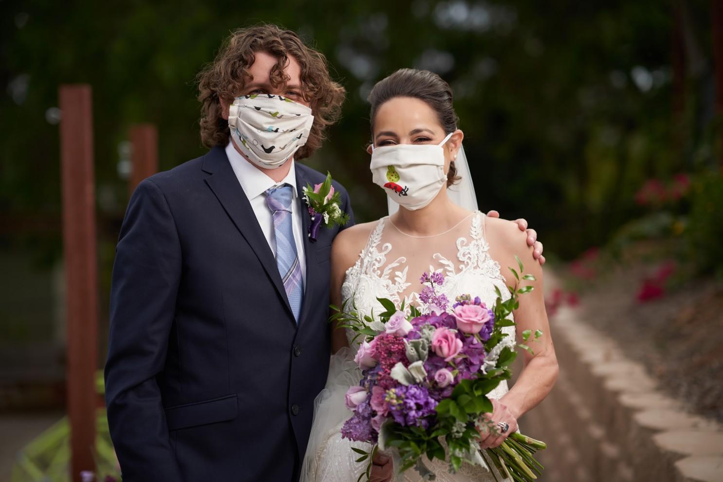 პიკის საათი - ქორწინება პანდემიის დროს