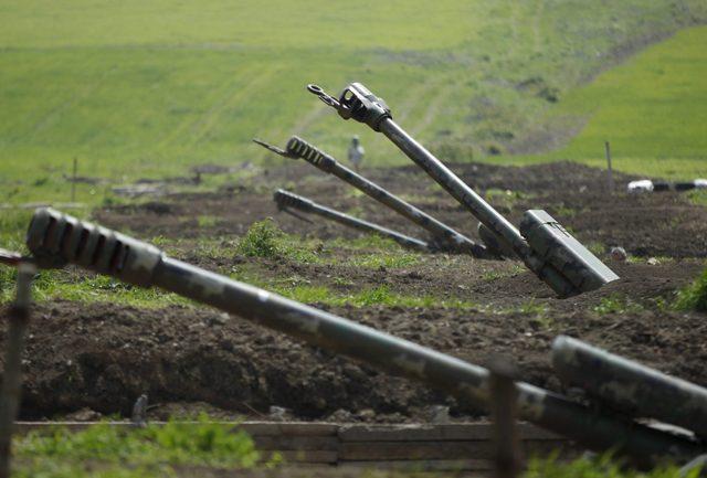Azerbaijan, Armenia open artillery fire along frontline in Nagorno-Karabakh