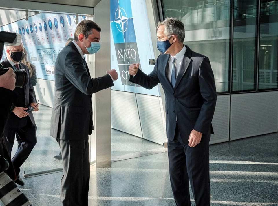 Йенс Столтенберг - Грузия - один из важнейших партнеров НАТО