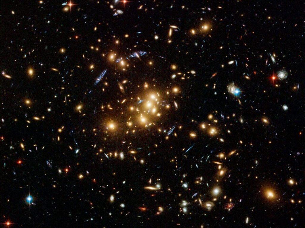 ასტრონომებმა სამყაროში არსებული მატერიის ზუსტი ოდენობა განსაზღვრეს — #1tvმეცნიერება