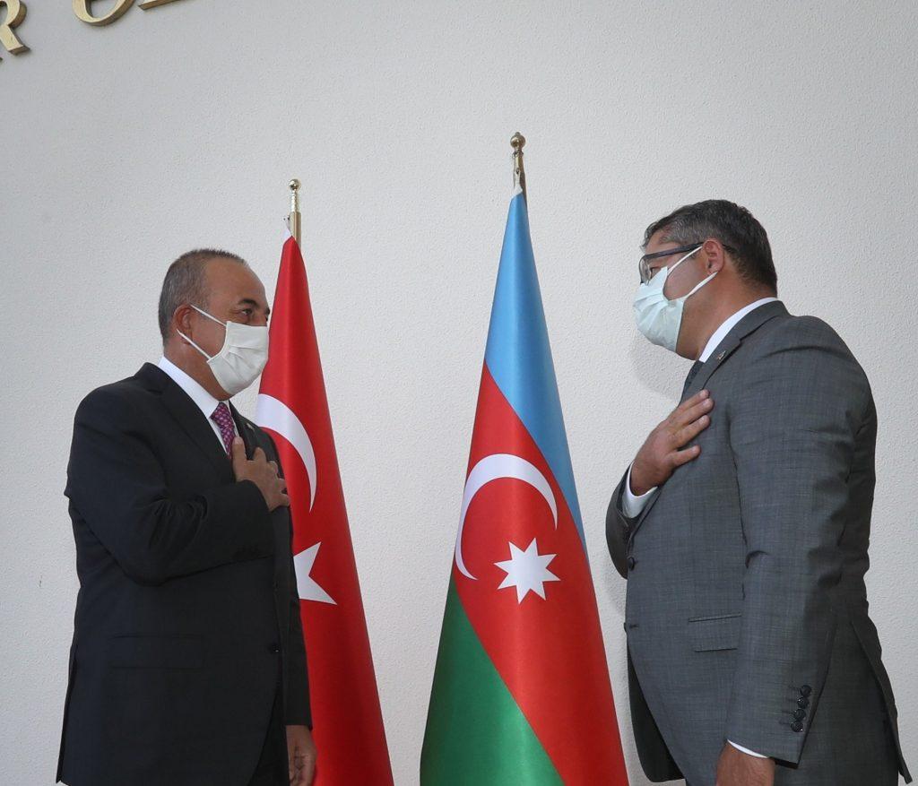 თურქეთის საგარეო საქმეთა მინისტრი - ჩვენი მხარდაჭერა საქართველოსა და უკრაინის მიმართ სწორია, თუმცა აზერბაიჯანს და სომხეთს შორის თანასწორობა არ უნდა შევინარჩუნოთ