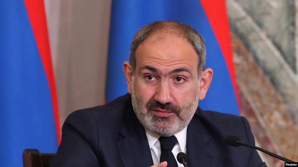 Никол Пашинян заявил, что не рассматривает вопрос о введении международных миротворцев в зону карабахского конфликта