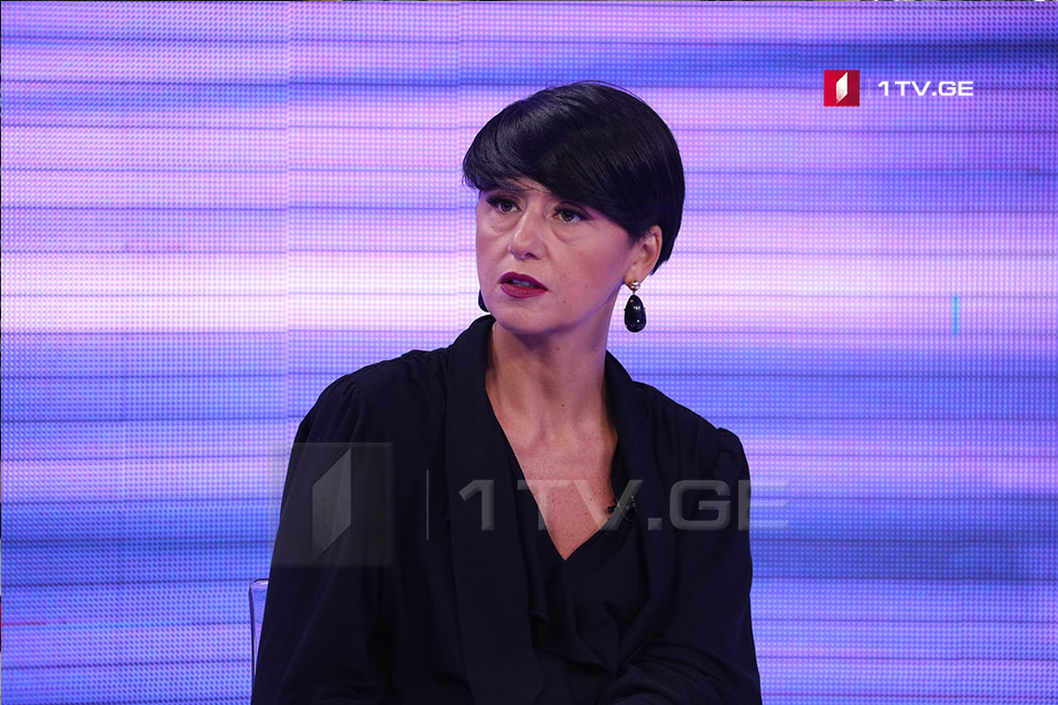 Tinatin Berdzenishvili: I will not allow anyone to put First Channel on defensive. I will be defender of all our employees