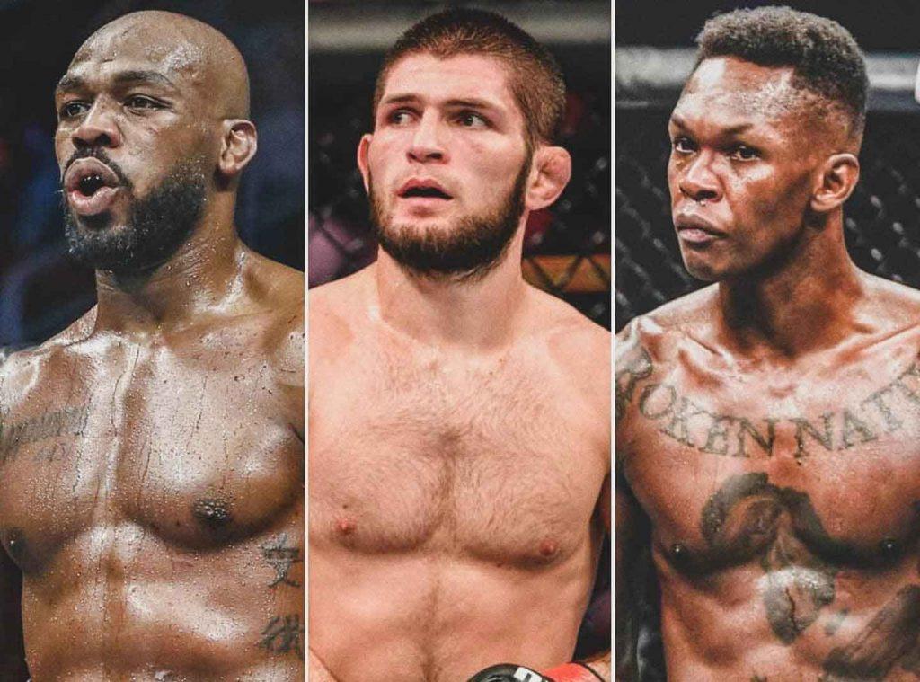 აბსოლუტურმა საბრძოლო ჩემპიონატმა (UFC) რეიტინგი განაახლა