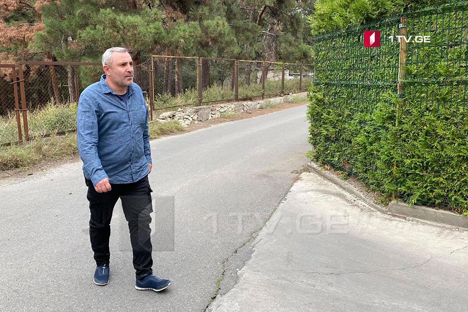 Оператор Первого канала Грузии Заза Барамидзе, подвергшийся нападению в Марнеули, прошел экспертизу