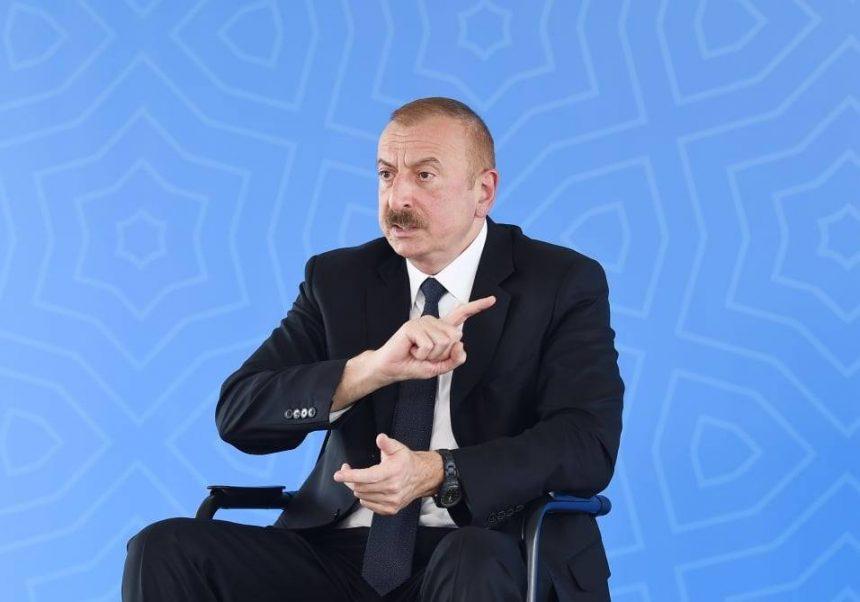 Իլհամ Ալիև. Ադրբեջանի տարածքում Հայաստանի երկրորդ պետության ստեղծում թույլ չենք տա