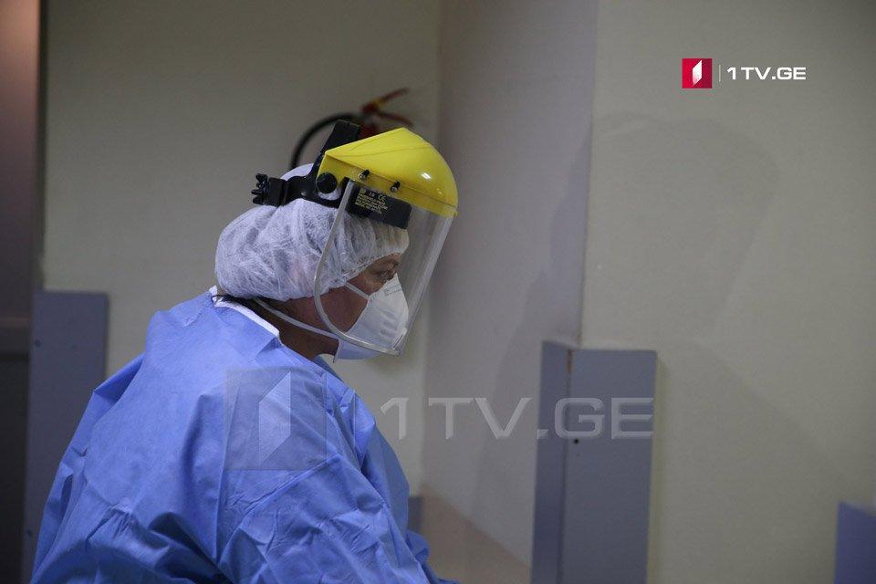 საქართველოში კორონავირუსის 448 ახალი შემთხვევა გამოვლინდა, გამოჯანმრთელდა 299 პაციენტი