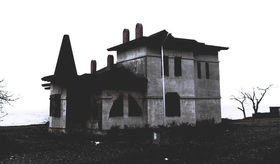 #სახლისკენ - ძველი სახლი ზღვის პირას