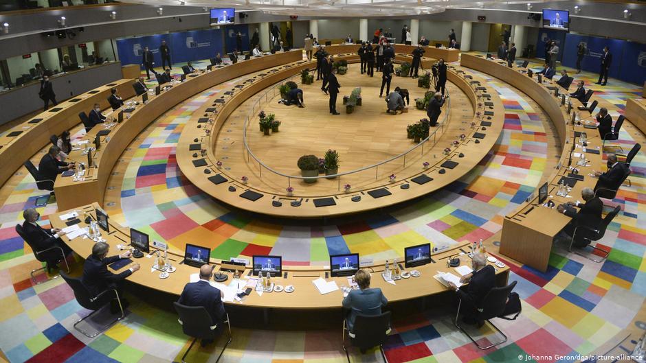 ევროკავშირის ლიდერები ბელარუსისთვის სანქციების დაწესებაზე შეთანხმდნენ