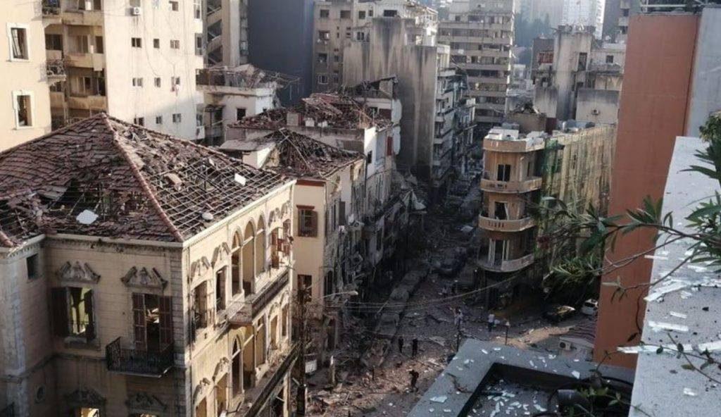 ლიბანის ხელისუფლება ბეირუთში მომხდარი აფეთქების ფაქტზე ორი ეთნიკურად რუსი მოქალაქის დაპატიმრებას ითხოვს