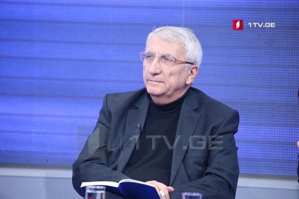 Гия Мургулия - Согласно отчету предвыборного мониторинга, заинтересованный человек может точно оценить степень беспристрастности Первого канала Грузии