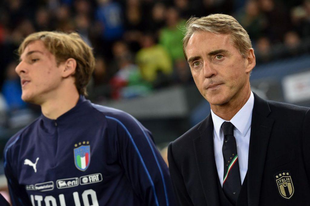 მანჩინიმ იტალიის ნაკრებში 34 ფეხბურთელი გამოიძახა