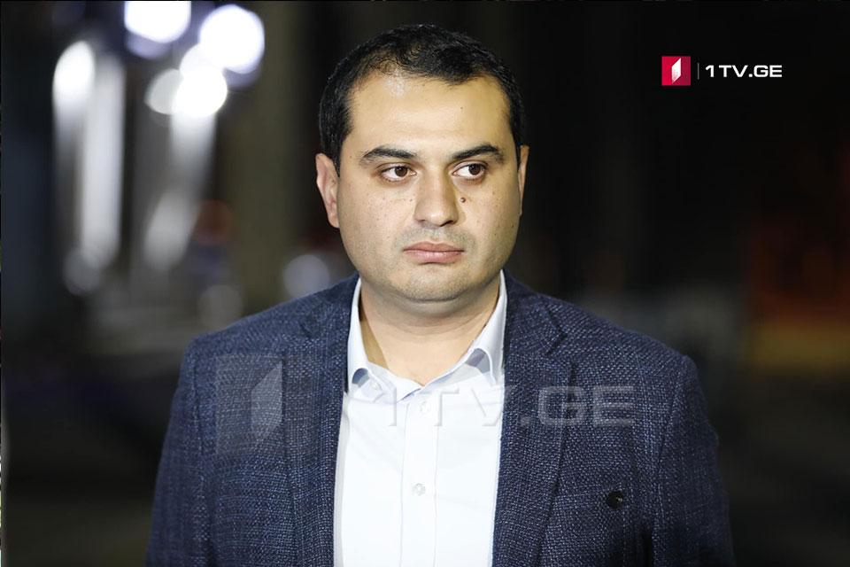 Заур Даргали заявил, что задержание сторонников «Грузинской мечты» в Марнеули - результат тяжелейшей провокации ЕНД