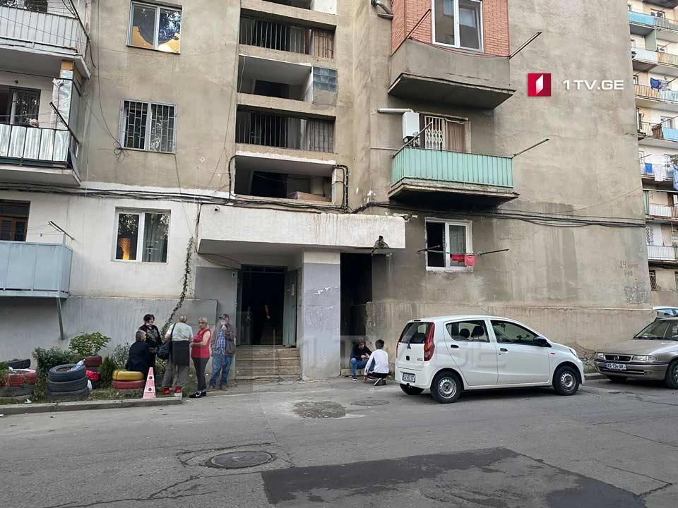 თბილისში ორი ადამიანი გარდაცვლილი იპოვეს