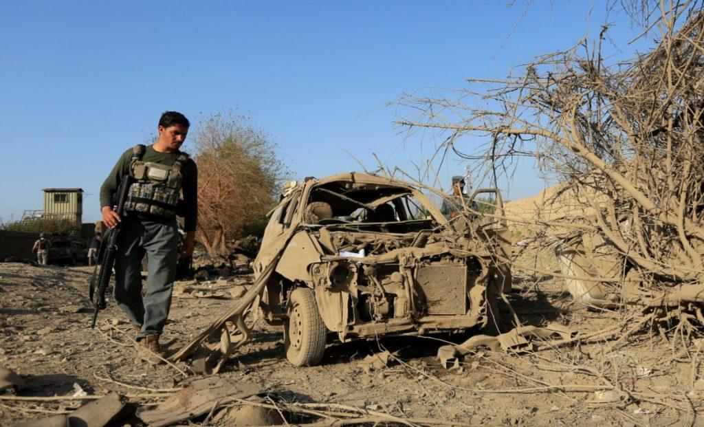 ავღანეთში მომხდარ აფეთქებას 15 ადამიანის სიცოცხლე ემსხვერპლა, დაშავებულია ათობით მოქალაქე