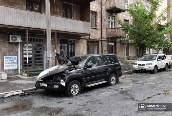 Չճանաչված Լեռնային Ղարաբաղում տարածվում է տեղեկություն երկու քաղաքի ռմբակոծության մասին