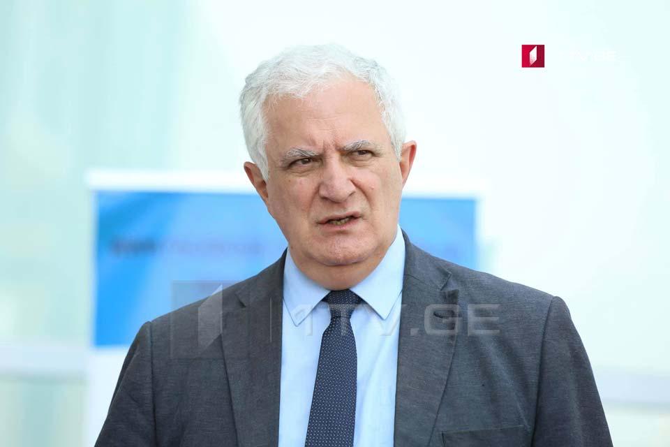 Amiran Qamğrelidze - mənim rekomendasiyamdır ki, Gürcüstan-Belarus matçı tamaşaçısız keçirilsin