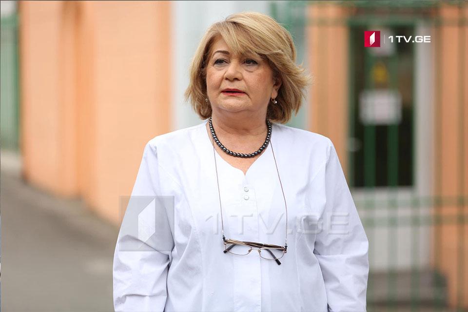 მარინა ენდელაძე - თბილისში კორონავირუსის შემთხვევების მატება საყურადღებოა, საჭიროა რეგულაციების დაცვა და სიფრთხილე