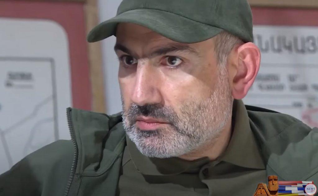 Премьер-министр Армении Никол Пашинян прибыл в Нагорный Карабах