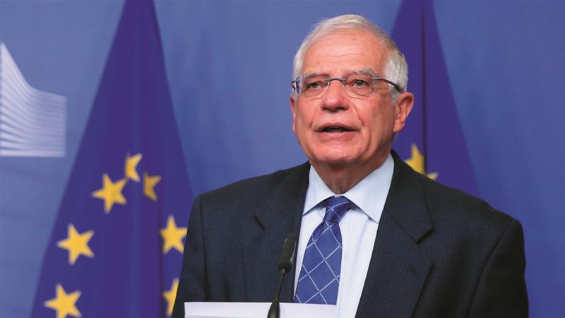 Եվրահանձնակատար Ջոզեֆ Բորելը Լեռնային Ղարաբաղի հակամարտությանը ներգրավված կողմերին կոչ է անում նստել բանակցությունների սեղանի շուրջ