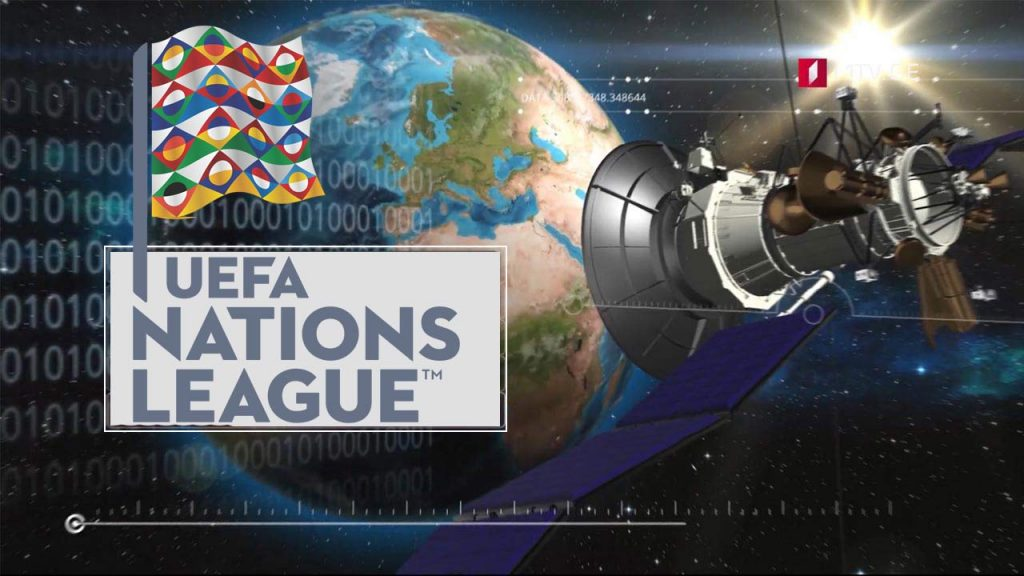 Georgian First Channel obtains right to air UEFA Nations League matches only on Georgian territory