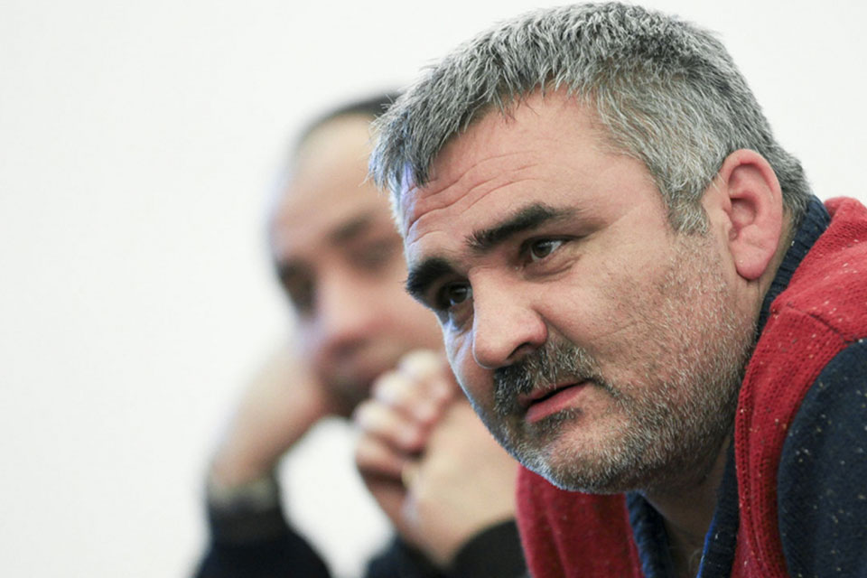 Afgan Mukhtarli not allowed leaving for Tbilisi, lawyer says