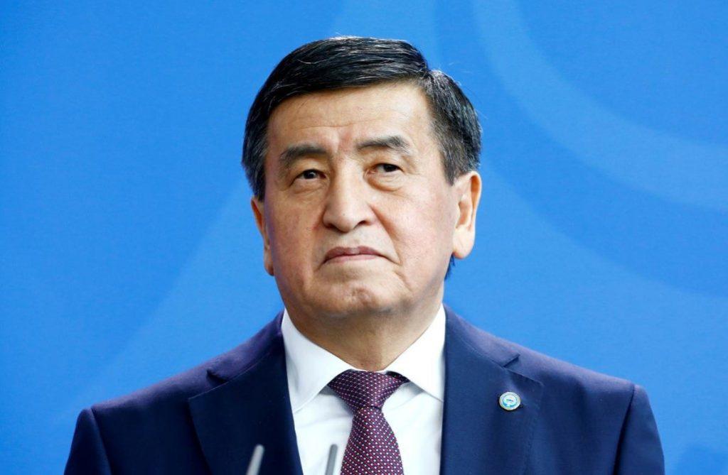 Kyrgyzstan's president declares state of emergency in capital