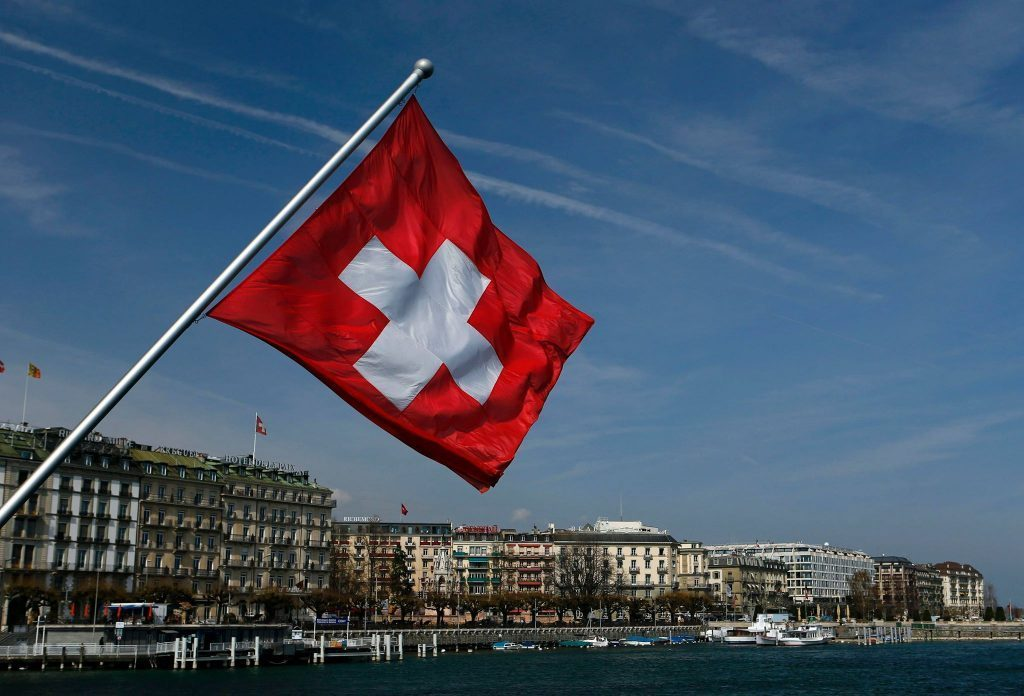 Switzerland enlists Georgia in countries of high risk