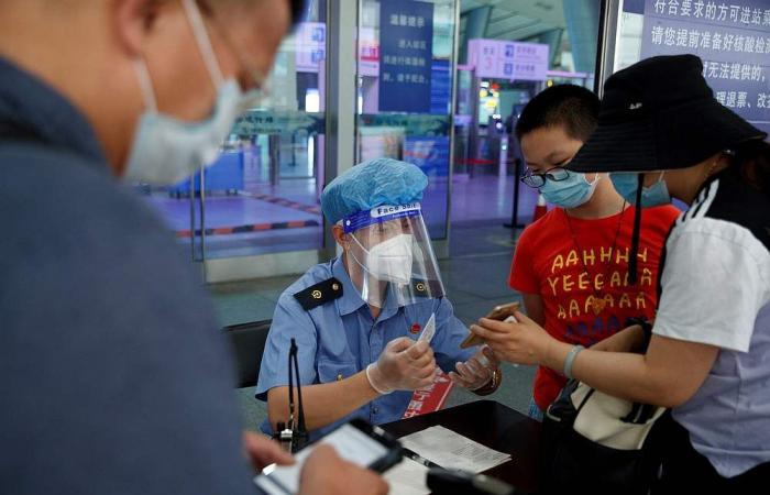 ჩინეთში კორონავირუსის 21 ახალი შემთხვევა გამოვლინდა