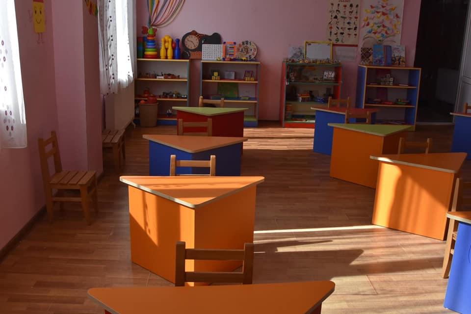 ლანჩხუთის მუნიციპალიტეტის საბავშვო ბაღებში სასწავლო პროცესი 12 ოქტომბერს განახლდება