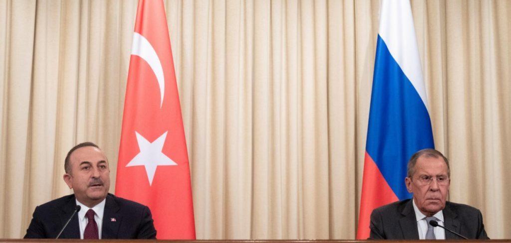 Türkiyə və Rusiya Xarici İşlər nazirləri arasında telefon söhbəti baş tutdu