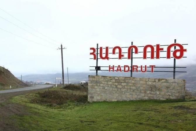 Ermənistan hakimiyyətinin məlumatına görə, Hadrut şəhərinin götürülməsi üçün Azərbaycam ordusu geniş miqyaslı hərbi əməliyyat aparır