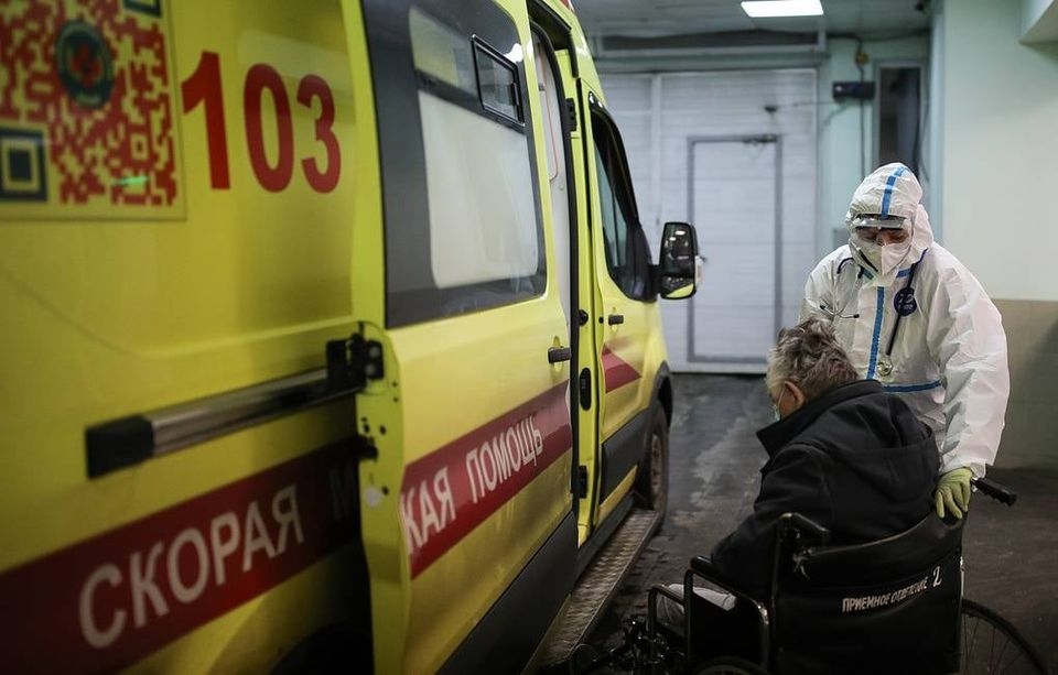 Russia reports new 13 592 cases of COVID-19