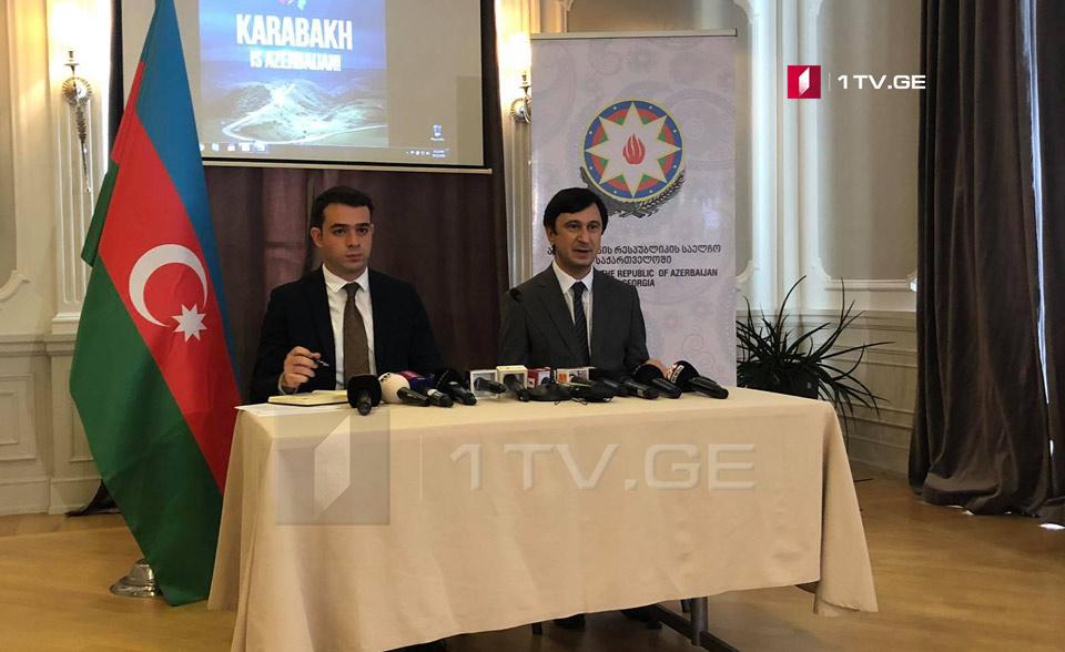 Советник посольства Азербайджана по делу Давид-Гареджи - Азербайджанская сторона не считает себя уполномоченной комментировать текущий юридический процесс на территории другой страны