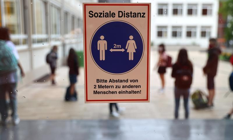 გერმანიაში კორონავირუსით გარდაცვლილთა რაოდენობამ 10 ათასს გადააჭრაბა
