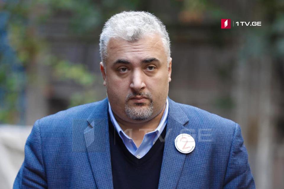 Серги Капанадзе - Наша позиция неизменна, мы не собираемся присваивать легитимацию этому парламенту