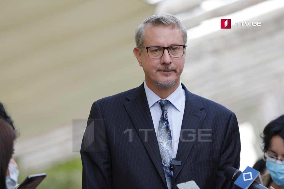 EU Ambassador thanks Grigol Vashadze for being great politician