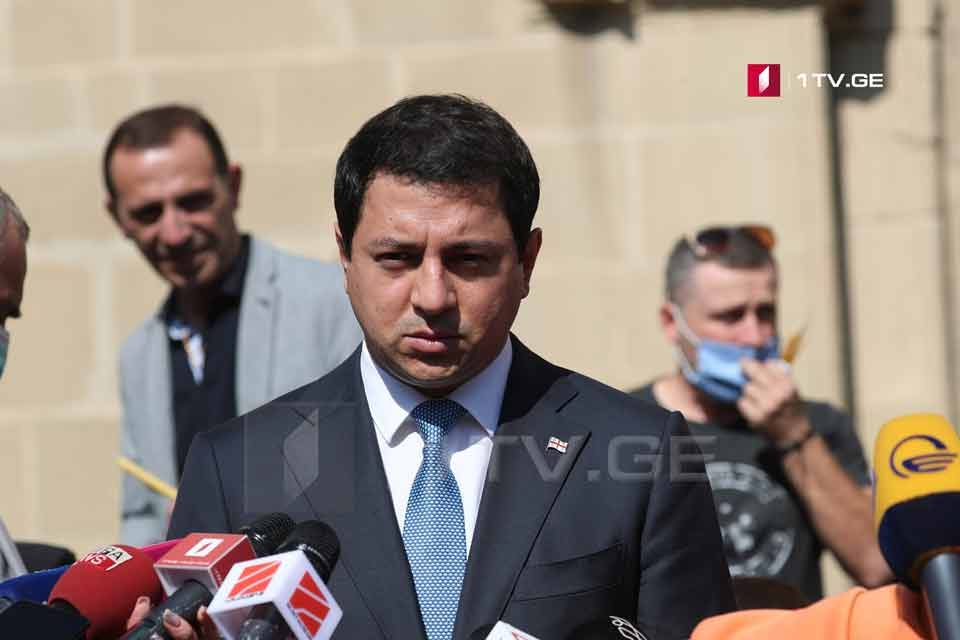 Archil Talakvadze: We are aware of responsibility to conduct legal, transparent investigation into Davit Gareji case