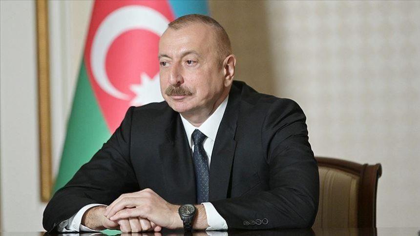 Ильхам Алиев поздравляет Бидзину Иванишвили с победой «Грузинской мечты» на выборах