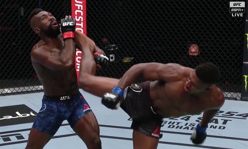 UFC-ის ისტორიაში ერთ-ერთი საუკეთესო ნოკაუტის ავტორი 21 ნოემბერს კვლავ იბრძოლებს