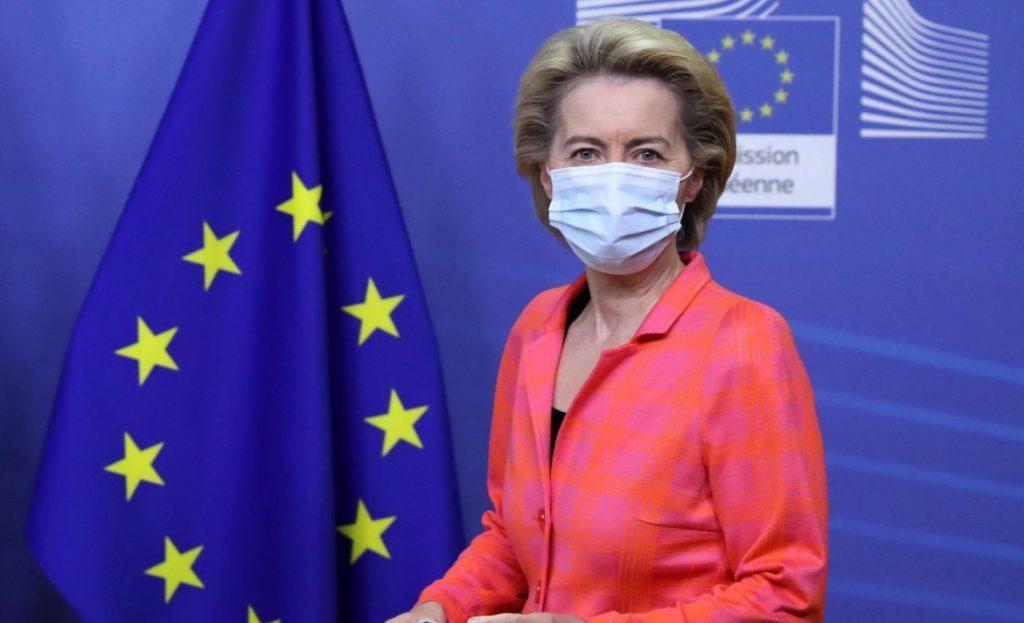 ევროკომისიის პრეზიდენტს კორონავირუსით ინფიცირებულ თანამშრომელთან კონტაქტის გამო ევროკავშირის სამიტის დატოვება მოუწია